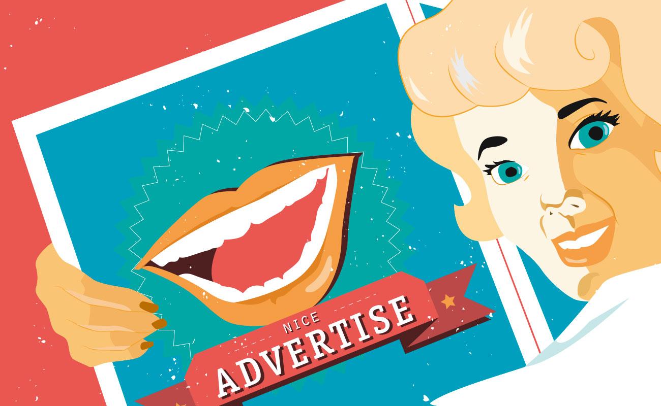 Waschmittel - Nice Advertise
