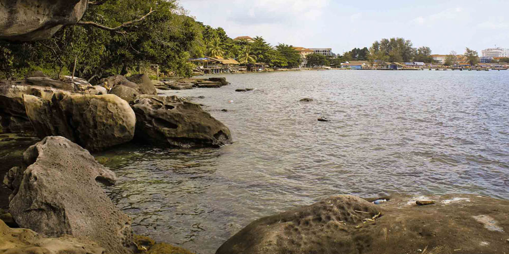 strand Sihanoukville City
