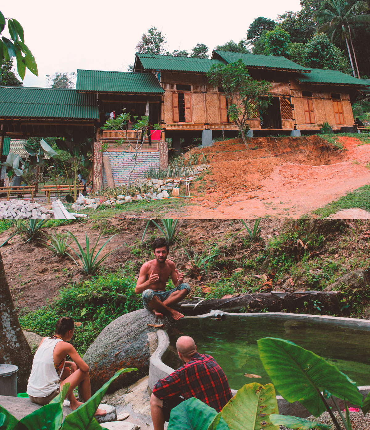 Bamboo village impressionen 3
