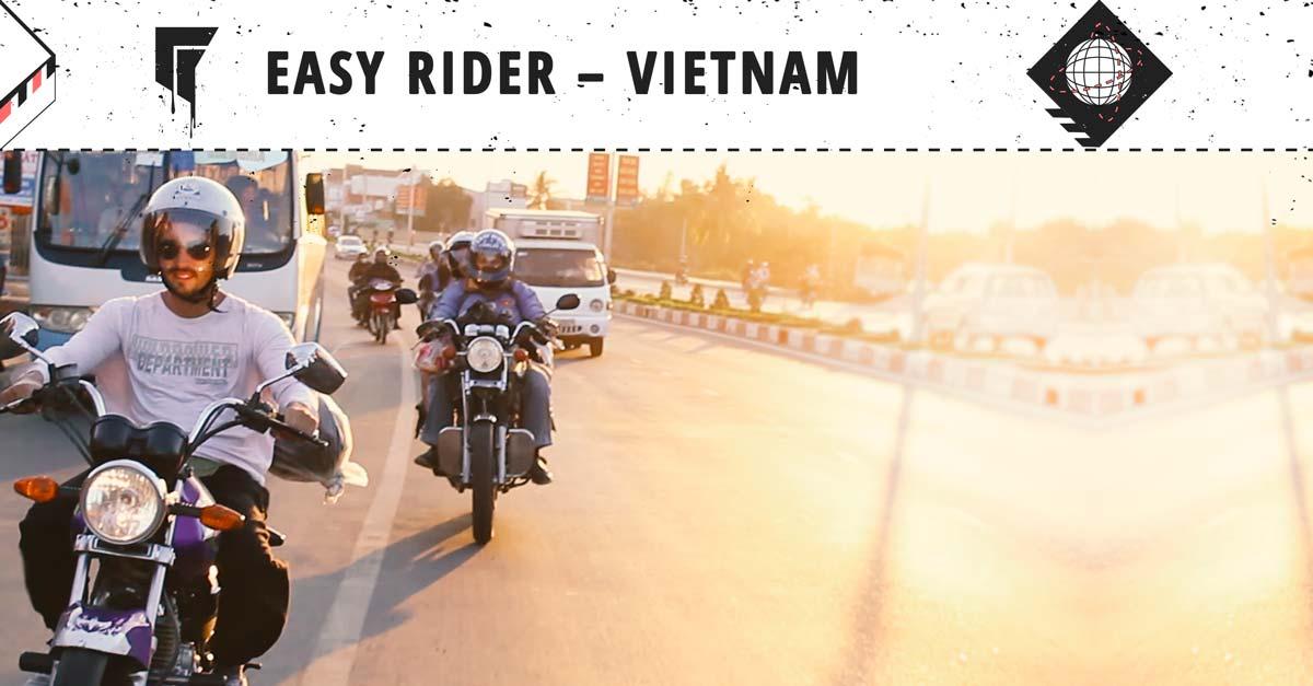 Easy Rider Tour Vietnam - Von Dalat nach Nang Tran