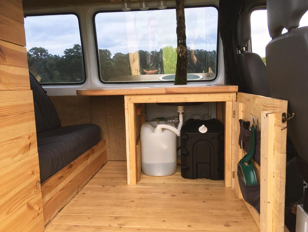 in 10 wochen zum wohnmobil und wanderkino sprinter selbstausbau. Black Bedroom Furniture Sets. Home Design Ideas