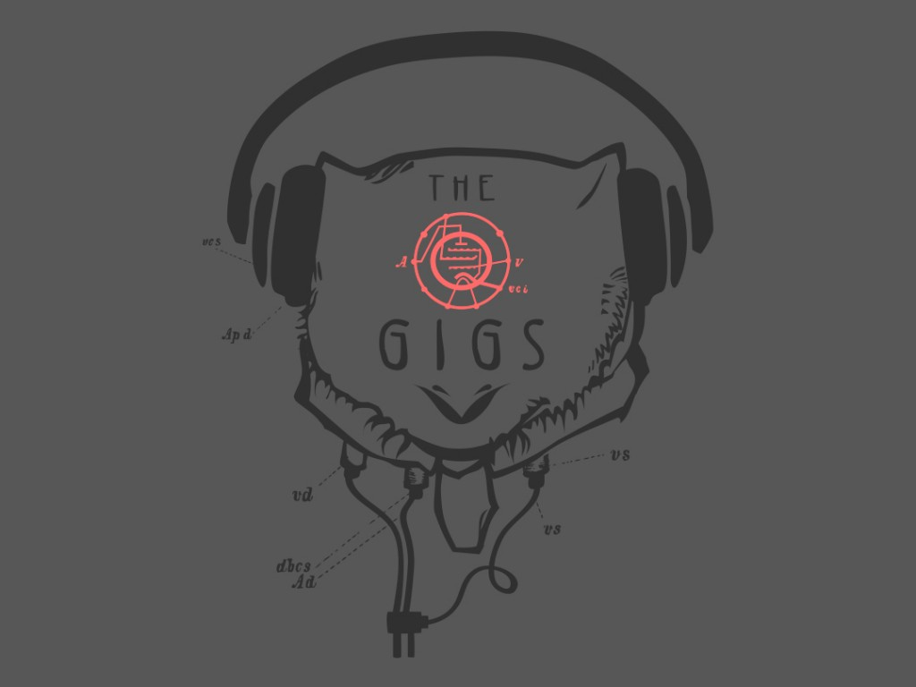 the Gigs | Corporate Identity & Packaging Design