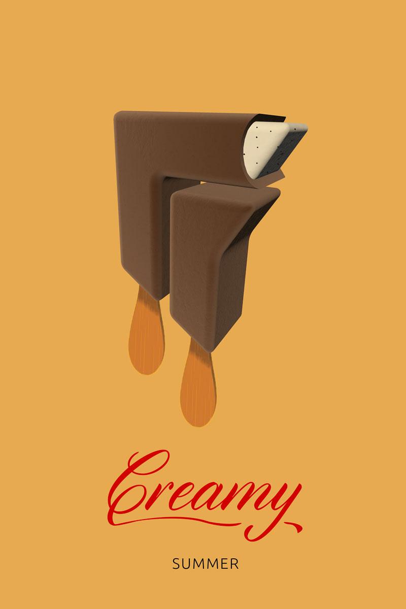 Creamy Summer