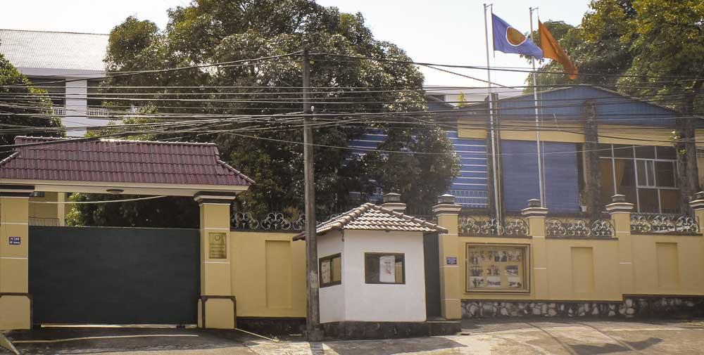 Botsschaft Vietnam