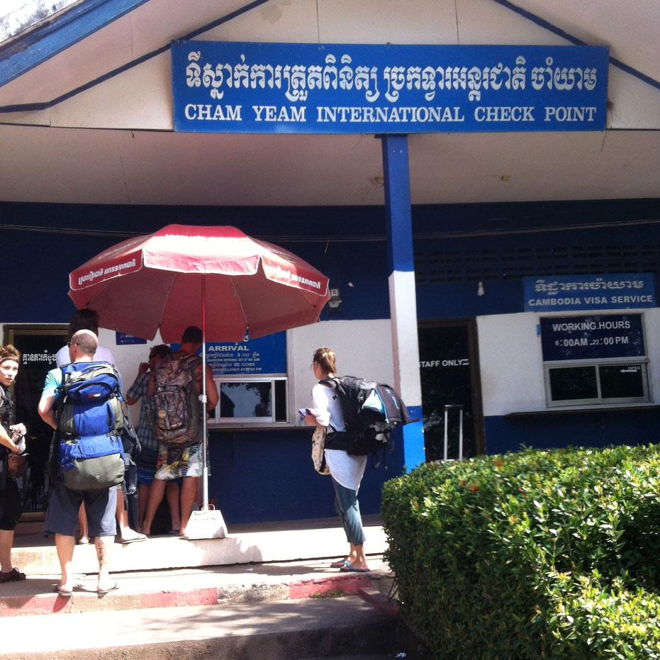 Visum Kambodscha Online