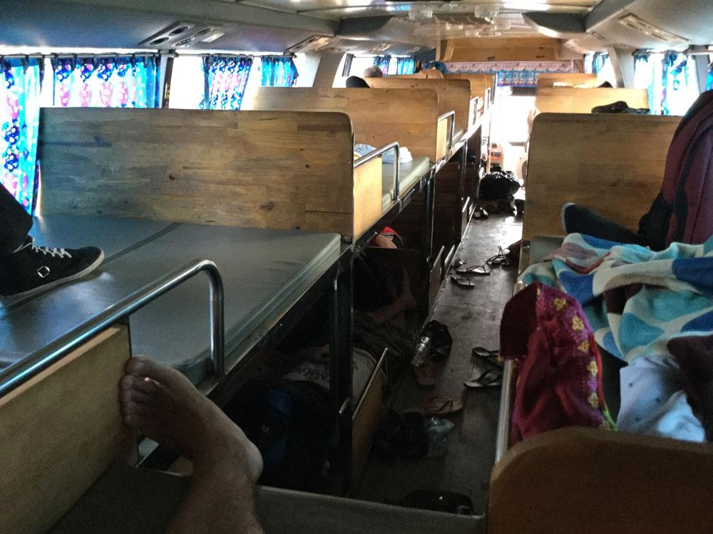schlafbus Sihanoukvill Visum Kambodscha Online