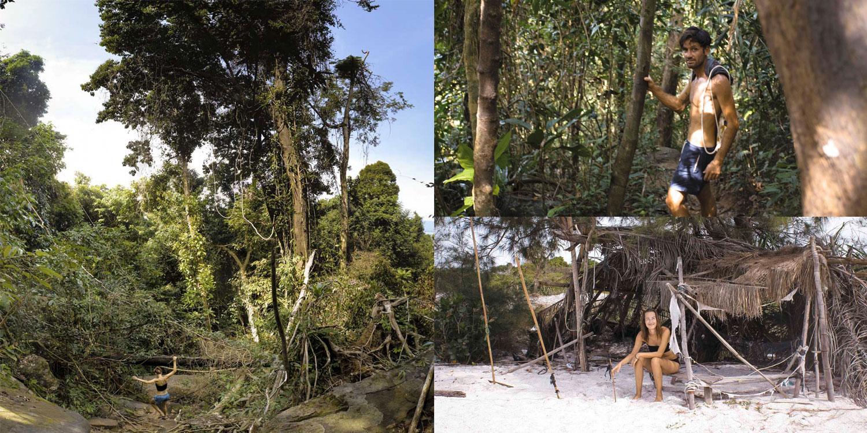 Djungel Koh Rong Cambodia