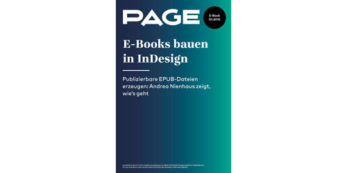 E-Books bauen in InDesign Fachbücher download