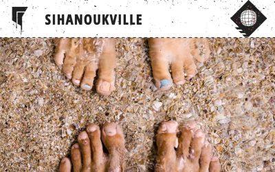 Sihanoukville City – Durchreise-Mittelpunkt mit Strand