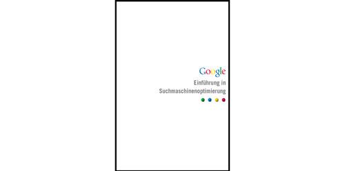 Einführung in Suchmaschienenoptimierung Fachbücher download