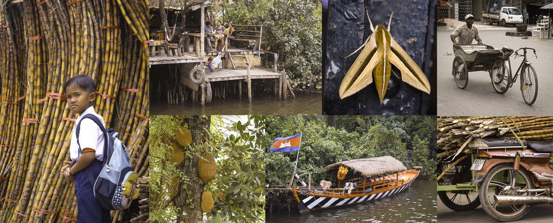 Kampot Cambodia unterkunft
