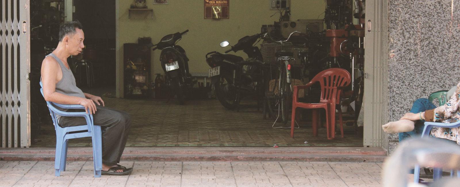 Chau Doc to Ho Chi Minh alter-mann