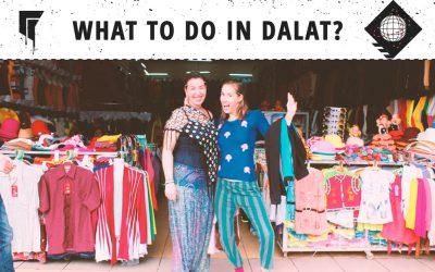 Aktivitäten in Dalat? Von Ho Chi Minh über Mui Ne nach Dalat