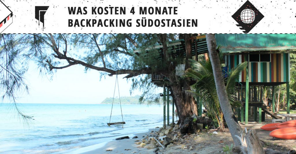 Backpacking-Südostasien