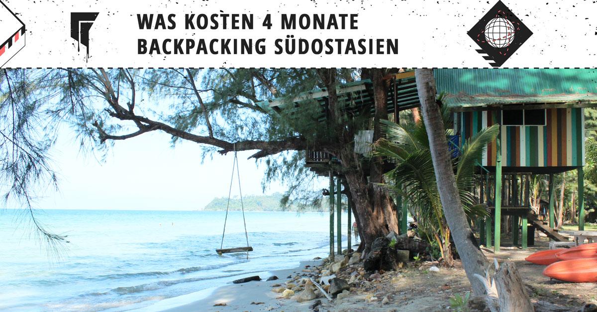 Backpacking-Südostasien