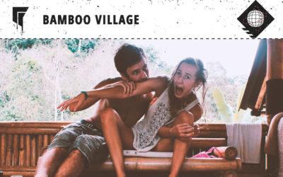 Malaysia, Bamboo Village und der Jungle Man