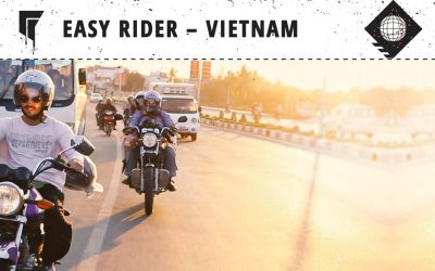 Easy Rider Tour Vietnam – Von Dalat nach Nang Tran