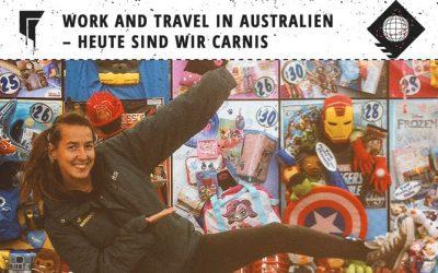 Work and Travel Australien – Arbeiten auf dem Jahrmarkt