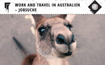 Work and Travel in Australien – Jobsuche