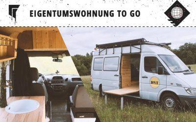 In 10 Wochen zum Wohnmobil und Wanderkino – Sprinter Selbstausbau